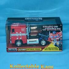 1:32 Jada - Transformers - Optimus Prime Hollywood Ride - Generation 1(99477)