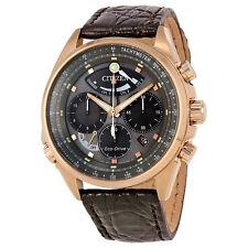 Citizen Calibre 2100 Chronograph Mens Watch AV0063-01H
