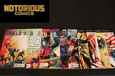Agents of Shield 1-10 Complete Comic Lot Run Set Marvel Collection Guggenheim