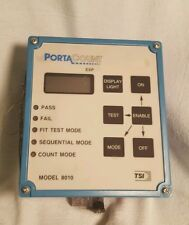 TSI PortaCount Respirator Fit Tester 8010 LOWEST PRICE ON EBAY!