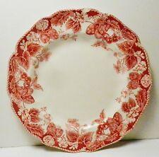 "Strawberry Fair 10"" Dinner Plate-Johnson Bros-England-1959-1973"