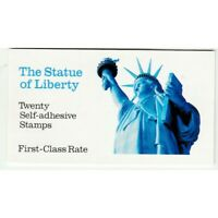 2000 Estados Unidos USA Estatua Libertad First Class Folleto de 19 Nuevo MF72581