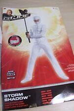GI Joe Retaliation Storm Shadow Ninja Boys Size Medium 7-8 Halloween Costume