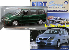 FIAT ULYSSE (2002) - FIAT Story Collection n. 49 - 1/43