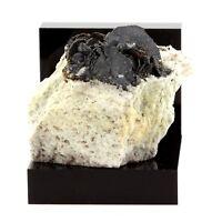 Hematite. 231.3 ct. Beaufortin, Tarentaise, Savoie, France.