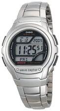 Casio WV58DA-1AV Atomic Digital Watch Silver (wv58da1av)