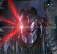FMA Alien Predator Glow Mask Helmet Cosplay Prop CS COS Halloween Mask