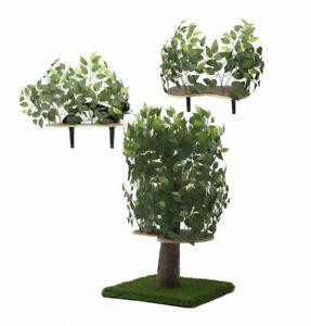 On2Pets Kitty Jungle - Medium Cat Tree & Shelves Bundle Deal