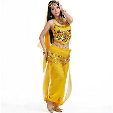 Oriental Belly Indian Dance Costume Bollywood Carnival Festival Dancing Clothes