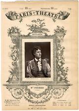 Lemercier, Paris-Théâtre, Mme Peschard née Marie Blanche Renouleau, actrice Vint