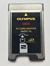 Olympus PC Card Adapter MAPC-10