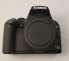 Canon EOS Rebel XS DSLR Camera * FOR PARTS* AS IS* near mint condition.