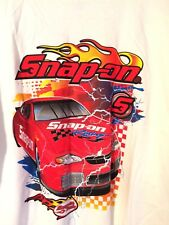 Snap On Tools Racing T Shirt XL