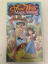 VHS: SNOW WHITE AND THE MAGIC MIRROR