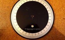 Vintage Welch Spectrometer Scientific Laboratory Instrument Plate 365 Degree