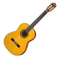rafter Chapter Yellow Spruce Top Classical Guitar