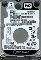 "WD5000LPLX Western Digital 500GB 2.5"" Hard Drive laptop ps3 ps4 mac pc"