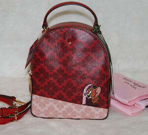 Kate Spade Tom and Jerry Backpack Bag Purse Handbag Limited Edition NWT