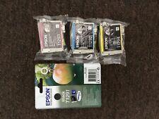 Epson T1295 Ink Cartridges - Black/Cyan/Magenta/Yellow - 1291/ 1292/1293/1294