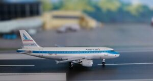 1:400 AeroClassics AMERICAN AIRLINES A319, N744P, Piedmont Livery