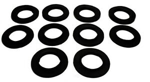 Coil Spring Insulator Rear|ACDelco Pro 45G18002 - 12 Month 12000 Mile Warranty