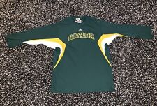 Adidas Baylor Bears Basketball Team Issued Warm Up Shooting Shirt Men's Size XL