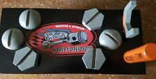 Harley Davidson Motorcycle Toy Workshop Tool Bench Wrench Screwdriver Bolt