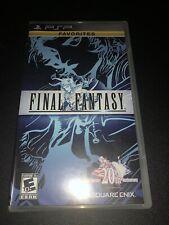 Final Fantasy (Sony PSP, 2007), New Sealed