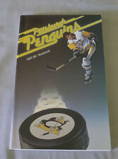 Original NHL Pittsburgh Penguins 1987-88 Official Hockey Media Guide