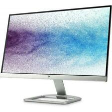 HP 22er 21.5 Monitor White Silver - Edge-to-edge ultra wide viewing - 1920x1080