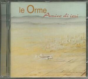 """LE ORME - RARO CD FUORI CATALOGO """" AMICO DI IERI """""""