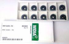 WIDIA RPMT1204MO  P25 PA120 CARBIDE INSERT LOT OF 10 ***GST INCLUSIVE PRICE***