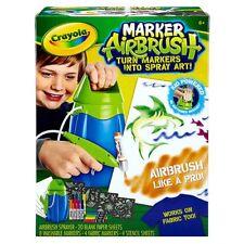 NEW Crayola Marker Airbrush Age: 6+