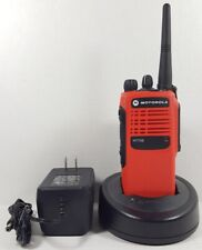 Motorola Ht750 Uhf 403–470 Mhz 4w 4ch Police Fire Ems Radio Aah25Rdc9Aa2An