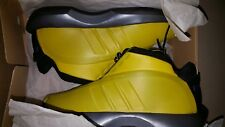 DS ADIDAS Men's Crazy 1 Kobe Bryant Retro Sunshine Yellow G98371 SIZE 10.5! NEW