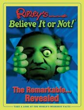 Ripleys Believe It Or Not! Remarkable Revealed by Ripleys Believe It or Not