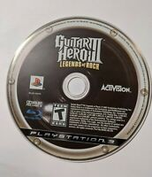 Guitar Hero 3 III Legends Of Rock Sony Playstation 3 PS3 DISC ONLY