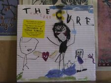 CURE, SELF TITLED - SEALED DOUBLE LP B0002870-01