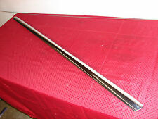55 LINCOLN CAPRI NOS 2 DOOR HARDTOP & CONVERTIBLE DOOR TRIM MOULDING