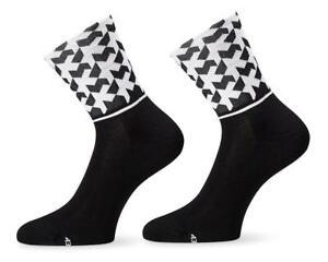 Assos Monogram Socks Evo8 (Black Series)