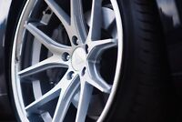 "20"" FERRADA FR2 MACHINE SILVER CONCAVE WHEELS FOR HONDA ACCORD SEDAN COUPE"