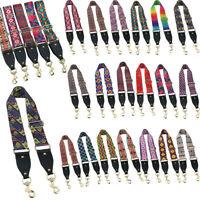 Vintage Adjustable Shoulder Crossbody Strap Belt Replacement Handbag Purse Bag