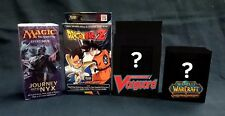 TCG Starter Deck Variety Kit: includes Magic, Dragonball Z, WoW, and Vanguard!