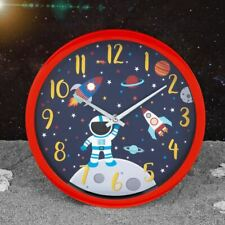 Space Explorer Astronaut Wall Clock