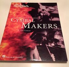 Zildjian's 'Cymbal Makers' Book - Signed by Armand! Tags: RARE/EAK/HH/KEROPE