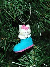 Hello Kitty Fashionable Shoe Christmas Ornament # 16