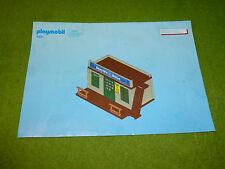 Bauanleitung Anleitung Bauplan 4431 Sheriffs Office Playmobil 039