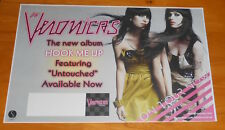 The Veronicas Hook Me Up Poster Promo Original 11x17