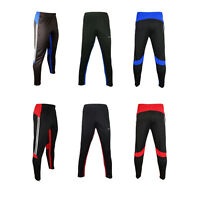 Mens Soccer Football Training Running Sport Pants Long Skinny Trousers Tracksuit