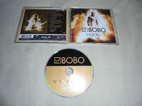 CD DJ Bobo - Visions 15.Tracks 2003